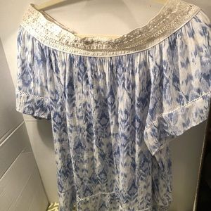Westbound Woman Off the Shoulder Blouse